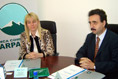 parteneriat intre Carpatica si Eximbank