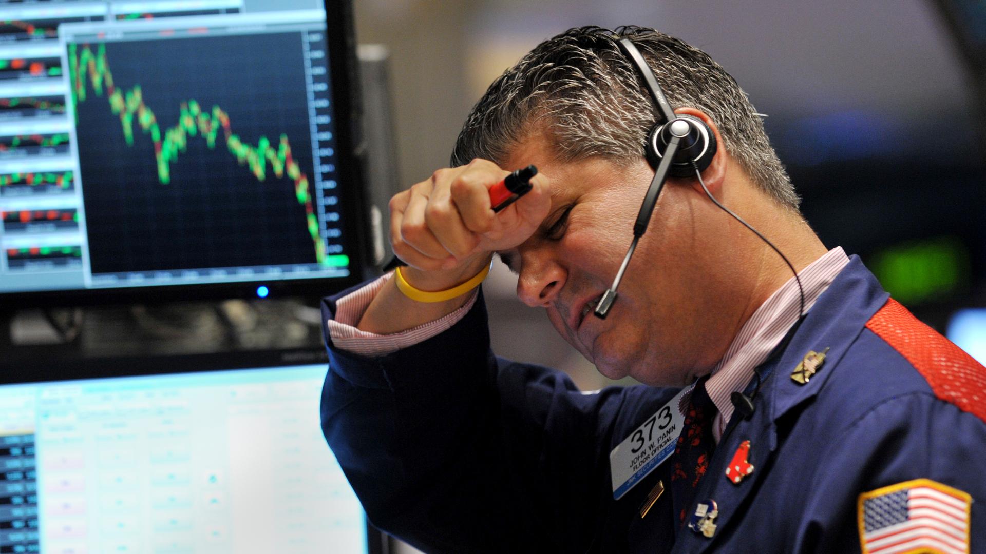 Economia mondială este la doar un şoc depărtare de un nou dezastru economic